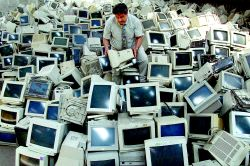 Reciclaje de ordenadores